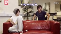 【PETER】one direction成员Liam, Harry和Niall不得不说的故事
