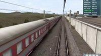 TRS模拟火车视频