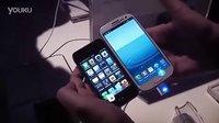三星Galaxy S3与iPhone 4S外观对比