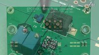 宜普氮化镓场效应晶体管参考设计:1MHz 降压转换器