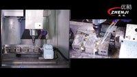 震环机床 Z-MaT ——VMC850立式加工中心 第四轴