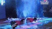 印度瑜伽大师绝招表演