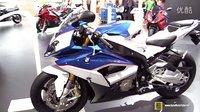 2015BMW S1000RR EICMA米兰摩托车展