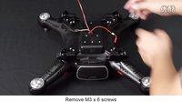 TTRobotix DEMO 雷虎科技 四轴空拍无人机 安装影片