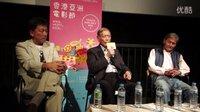 香港亚洲电影节-《龙门客栈》石隽、白鹰新旧对谈