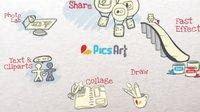 如何使用picsart创建运动模糊效果