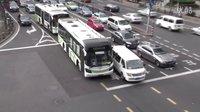 上海公交 巴士电车 中国馆班车3线 S2J-117 超清版