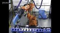 机器人自冲铆接机,机器人自穿刺铆接机,机器人锁铆,机器人自冲铆