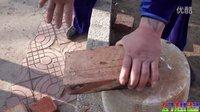 行云武舍铁砂掌:用手劈砖的方法!【幻想酱】