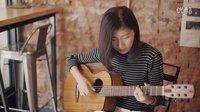 校园好声音16|张筱萱〈灯光〉真理大学|乐人Campus Voice|aNueNue彩虹人M20羽毛鸟吉他