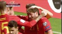 世预赛-科斯塔梅开二度 西班牙8-0狂屠列支敦士登