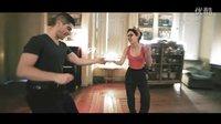 即兴摇摆舞 Within the Groove #1 -  David and Catia