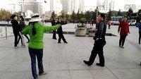 西宁中心广场藏族锅庄视频5《吉祥甘南》