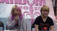 日本女子摔跤stardom 1・18後楽園大会 全対戦カード発表記者会見2015.1.6