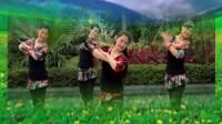 草原上的月亮【团队】形体舞 民族舞 广场舞 健身舞 曾惠林舞蹈系列