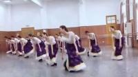 藏族舞《三步一撩组合》