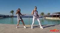 Ricky Martin - Zumba 尊巴舞蹈视频教学 减肥健身舞