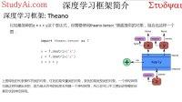 1.1 深度学习框架简介 Theano