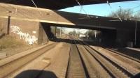 【前面展望】东海岸干线 伦敦国王十字→约克 Intercity 225