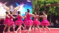 银发全能王北辰区冠军 最靓丽的广场舞 舞动中国  动感旋律舞蹈队