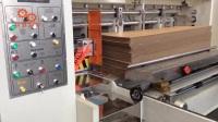 高速4色水墨印刷开槽机展博会视频18733786638