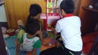益智玩具274 儿童玩具男孩女孩做饭煮饭厨具餐具厨房玩具 猪猪侠玩具车超级飞侠水果切切看 玩具妈妈过家家亲子游戏