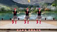 南之新女女广场舞《水月亮》原创水兵风格附分解