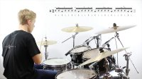 ★ME威律动★Daily Chops #202 – Funk Drum Fill 29- Groups of 5 in Sextuplets