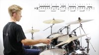 ★ME威律动★Daily Chops #203 – Odd-metre Drum Fill 29- Fill in 11-16