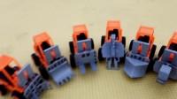 迷你工程车玩具视频