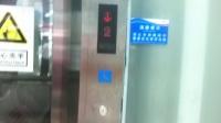成都地铁人民公园站地面-站厅电梯来回(2)