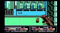 小毓实况解说fc怀旧游戏《热血格斗》第二期,继续被虐惨