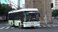 上海公交 巴士一公司 8路 J2B-0020