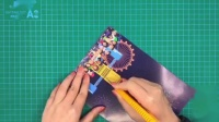 趣味纸电路制作教程:快乐的新年倒数