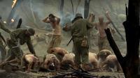 血战钢锯岭:战争对抗片段 震撼人心