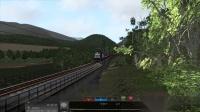 模拟火车2019成昆线(3) 驾驶K146快速列车到达甘洛 视频有点短请谅解