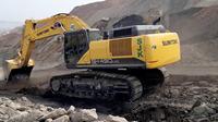 50吨挖掘机,住友SH490LHD-6在装载卡车EP.6320