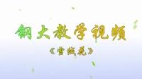 《雪绒花》李明生老师示范弹奏