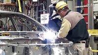 丰田美国生产线线实拍