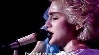 Madonna-纯蓝忠实者True Blue 英文字幕