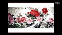 【蔡永安国画艺术】:配乐《潺潺流水》》