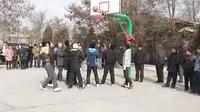 2012年白银市靖远县三滩乡中二村春节体育运动会纪实