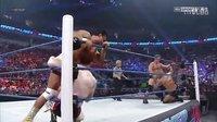 Alberto vs Jericho vs Orton vs Sheamus
