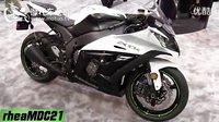 摩托车之家-2014款川崎ZX-10R街车摩托车视频分享