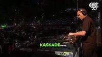 DJ現場打碟 Kaskade - EDC Vegas 2016