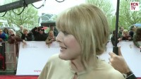 Sarah Lancashire Interview Last Tango In Halifax - TV Awards 2013