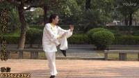 56式陈式太极拳 演练者:黄冬梅 福清太极拳2017年02月28日