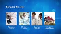 现代生物医疗科研机构专家学者诊疗服务项目介绍 学术研讨报告视频演示宣传开场动画AE