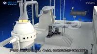 巨浪视觉-工业动画-智能炼钢连铸车间生产线三维动画展示-镭目科技