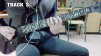 《地狱训练摇滚吉他第一册》第一章乐句演示(左手强化乐句集)